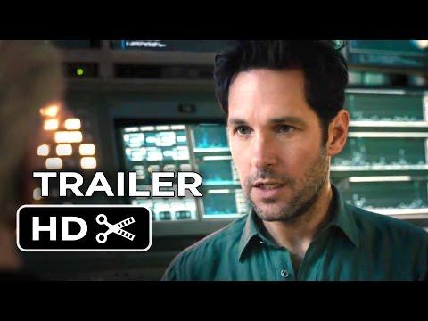 Ant-Man TEASER TRAILER 1 (2015) - Paul Rudd Superhero Movie HD