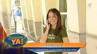 ¿Cómo era Camila Sodi antes de ser famosa? | Cuéntamelo YA!