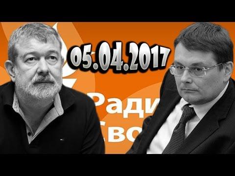 ЖЕСТЬ!!! Мальцев и Фёдоров(НОД) на радио Свобода!