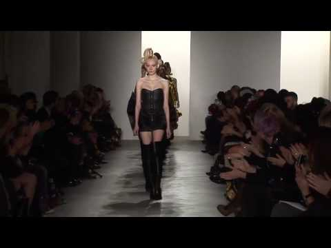 Jeremy Scott AW10-11 - Videofashion Daily