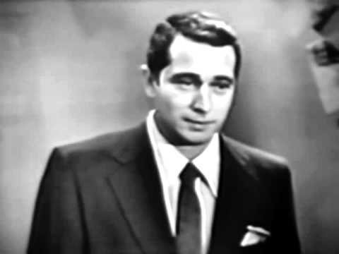 Perry Como - A Garden In The Rain