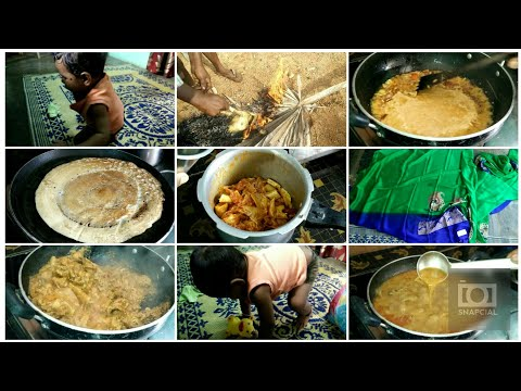 #DIML THANK YOU ALL దోసలోకి నాటుకోడి పులుసు || YUMMY YUMMY Chicken Curry for Dosa, Idli