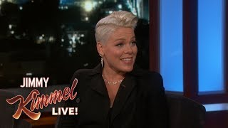 Download Lagu Guest Host Channing Tatum Interviews P!nk Gratis STAFABAND