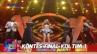 "Cita Citata - All Host "" Goyang Dumang "" Kontes Final KDI 2015 (21/5)"