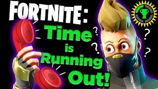 Game Theory: The RACE to Solve Fortnite