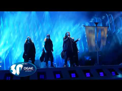DENMARK - Rasmussen - Jury Rehearsal - Eurovision 2018 - OGAE Greece