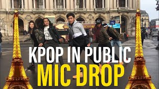 [ KPOP IN PUBLIC CHALLENGE ] BTS (방탄소년단) - 'MIC DROP' Dance Cover by HYEONAEGIE