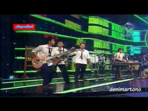 "Nawawi Ansamble ""I Feel Good"" IMB 2 SEMIFINAL8 - 29 Jan 2011 Trans Tv"