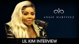Lil Kim Talks Friendship w/ Remy, Weight Gain, Mean Comments + Confirms Disturbing B.I.G. Story.