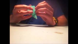 How To Make An Origami Crane, Flapping Crane, And Flamingo