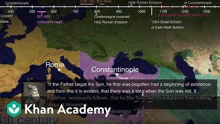 Video: Arian Controversy and the Council of Nicaea - Khan Academy