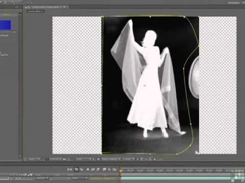 Adobe After Effects CS5.5 - Key Light - Green Screen Tutorial