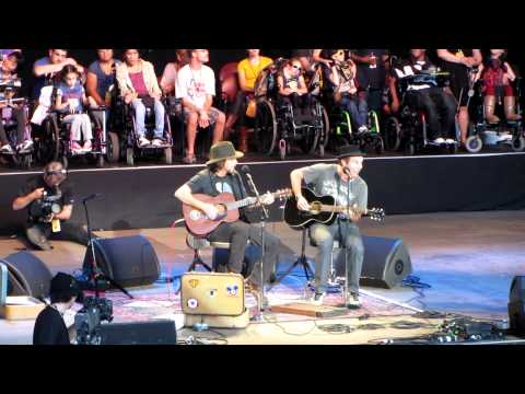 Eddie Vedder - Society - The Bridge School Benefit Concert 2011