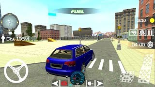 SUV Driving Simulator #1 - City Driving Car Game Android Gameplay