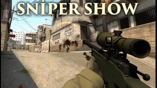 Counter Strike Global Offensive Sniper Show