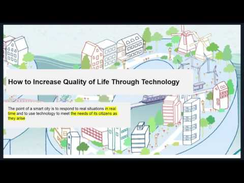 The Era of Smart City By Galuh