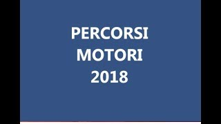 Ginnastica per Tutti - Percorsi Motori 2018