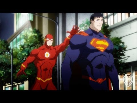 Justice League: War - now What? video