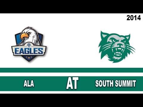 Boys Basketball: ALA vs South Summit High School