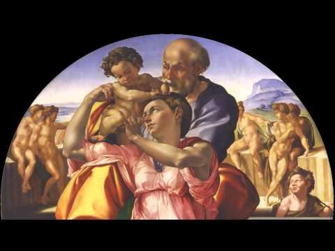 Tondo Doni - Michelangelo