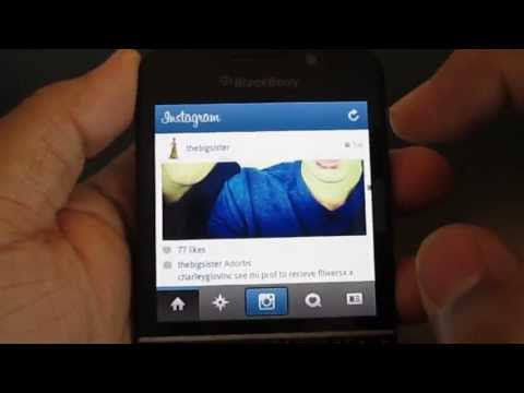 Z10/Q10/Q5- How To Side Load Apps (eg.Instagram On Q10,Z10 And Q5