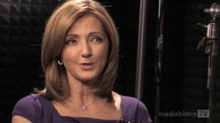 MSNBC's Chris Jansing on How to Make It in Cable News - Media Beat (1 of 3)