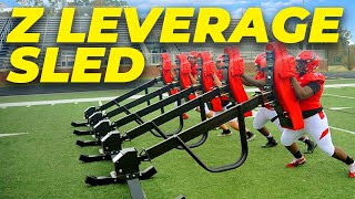 Z Leverage Sled | Updated for 2020 by Rae Crowther Co