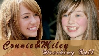 Connie Talbot & Miley Cyrus - Wrecking Ball