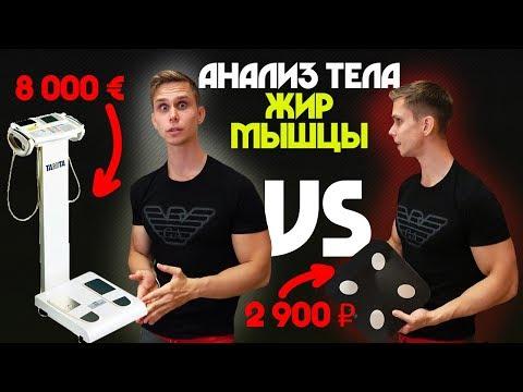Весы за 2900 рублей VS Весы за 8000 евро. Я был в шоке от разницы!