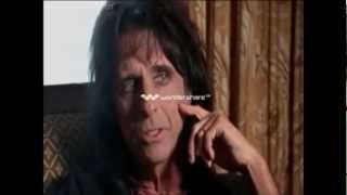 Testimonio Alice Cooper - YouTube