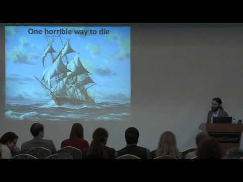 Chris Calvey: Molecular Biology, Evolution, and God