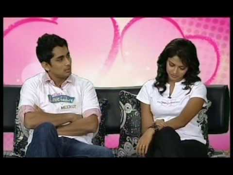Siddharth & Amala Paul's Interview on Love Failure (Part 2)