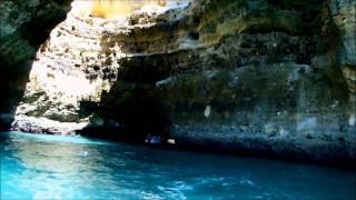 Algarve Caves Benagil Portugal