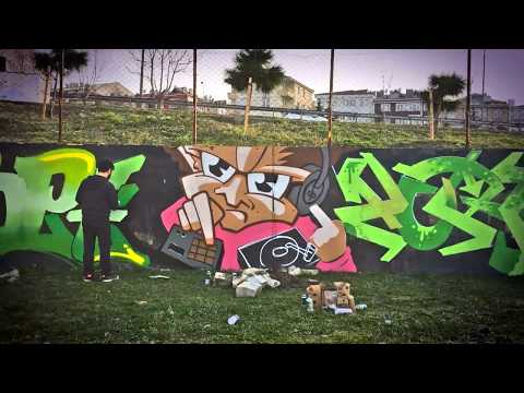Da Poet & Turbo - Graffiti Day 01