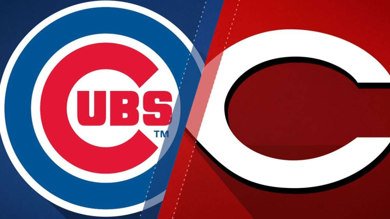 8/22/17: Cubs' offense pours on 13 runs in the win