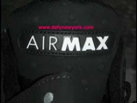 Nike Air Force Max Barkley Nike Air Force Max Retro 2000