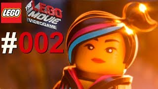THE LEGO MOVIE VIDEOGAME #002 Wildstyle ★ Let