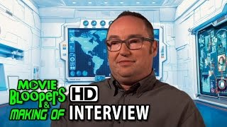 Penguins Of Madagascar (2014) Interview - Simon J. Smith (Director)