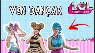 Lol Surprise - Vem Dançar PARÓDIA Califórnia Gurls, Katy Perry Cia Era Uma Vez