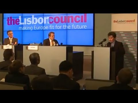 Christiana Figueres Keynotes Eco-Innovation Summit at the Lisbon Council