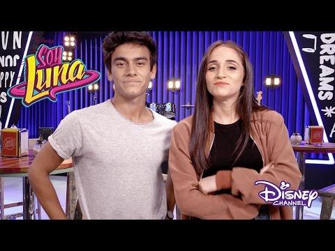 Carolina y Agustín vs Karol y Ruggero | ¿Quién lo Dijo? | Soy Luna