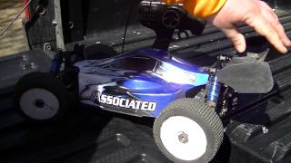 Team Associated RC8.2e RS RTR Review & Bashing