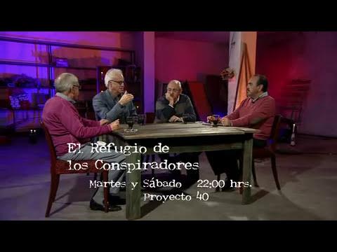 Masacres en México, detrás de cámaras en el Refugio de los Conspiradores