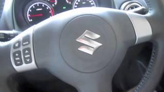 2010 Suzuki SX4 Start-Up and Full Vehicle Tour