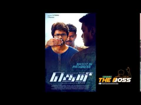 Theri First Look with BGM -  The Boss Trolls