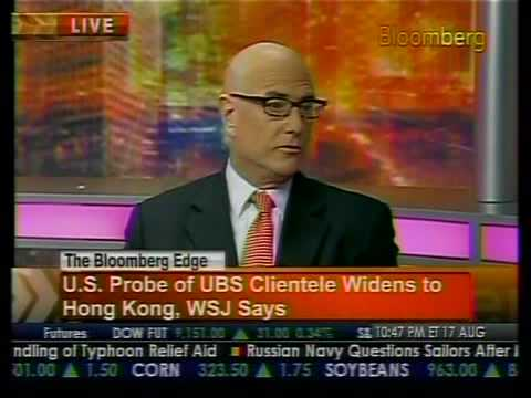 UBS Tax Lawsuit - Bloomberg