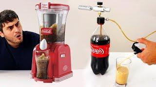 Você nunca mais irá beber Coca-Cola do mesmo jeito...