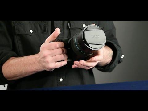 Lytro ILLUM Light Field Digital Camera: Product Overview: AdoramaTV