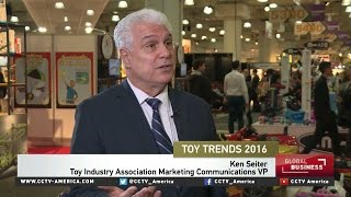 Ken Seiter discusses new trends in the toy industry