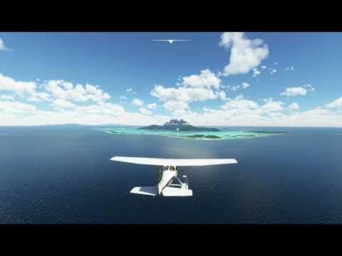 MICROSOFT FLIGHT SIMULATOR Xbox Series S Gameplay